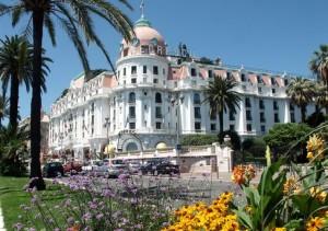 Отель Негреско (Hotel Negresco)